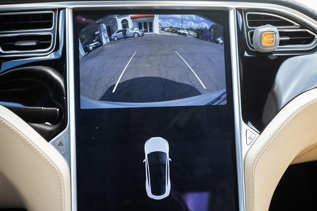 Used 2016 Tesla Model S 75D for sale $47,995 at Gravity Autos Atlanta in Chamblee GA 30341 19