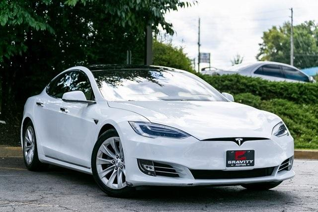 Used 2016 Tesla Model S 75D for sale $47,995 at Gravity Autos Atlanta in Chamblee GA 30341 3