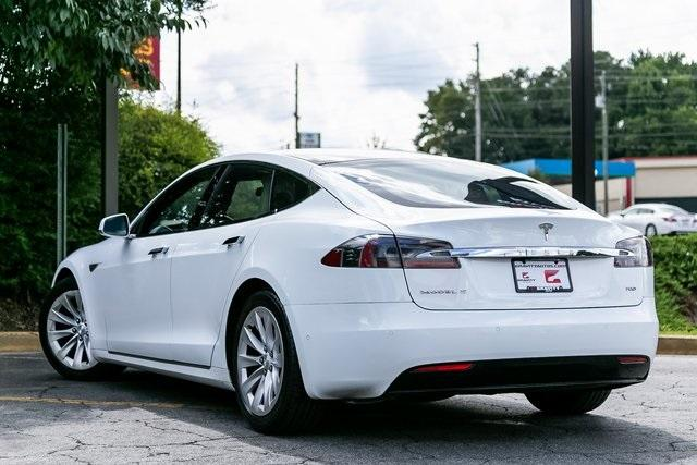 Used 2016 Tesla Model S 75D for sale $47,995 at Gravity Autos Atlanta in Chamblee GA 30341 31