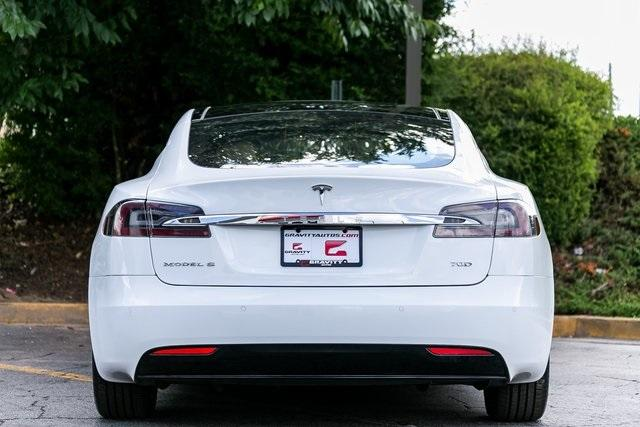 Used 2016 Tesla Model S 75D for sale $47,995 at Gravity Autos Atlanta in Chamblee GA 30341 32