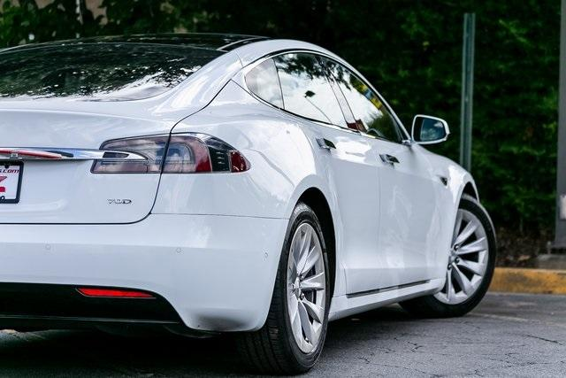 Used 2016 Tesla Model S 75D for sale $47,995 at Gravity Autos Atlanta in Chamblee GA 30341 35