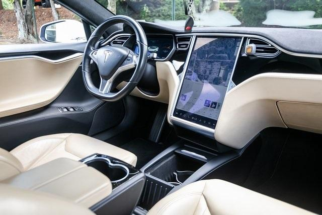 Used 2016 Tesla Model S 75D for sale $47,995 at Gravity Autos Atlanta in Chamblee GA 30341 7