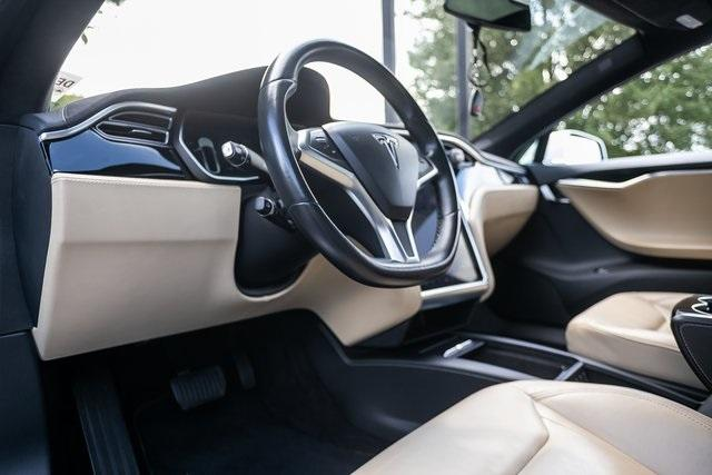Used 2016 Tesla Model S 75D for sale $47,995 at Gravity Autos Atlanta in Chamblee GA 30341 8