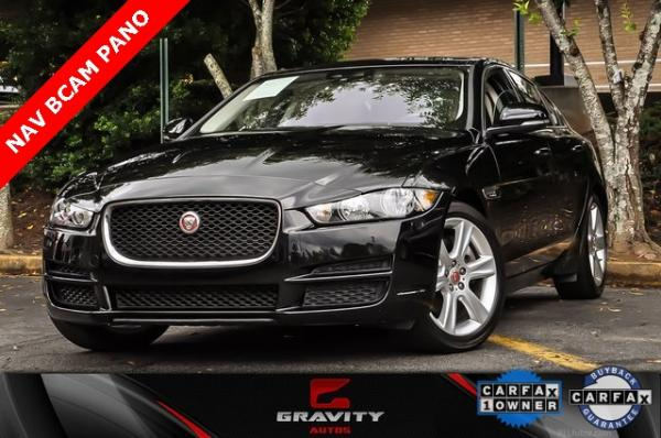 Used 2017 Jaguar XE 20d Prestige for sale $23,351 at Gravity Autos in Roswell GA