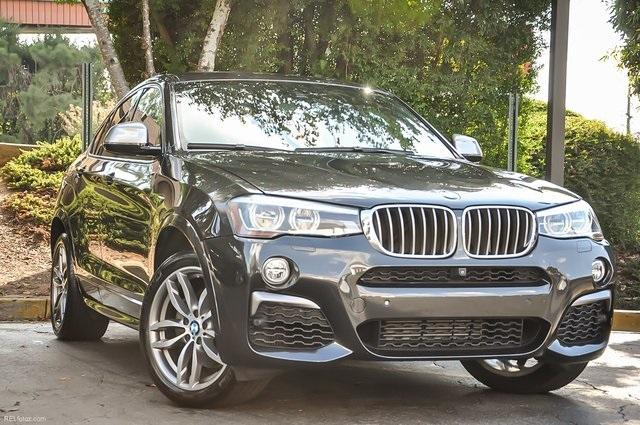 Used 2017 BMW X4 M40i for sale Sold at Gravity Autos Atlanta in Chamblee GA 30341 2
