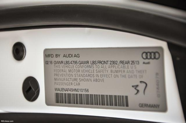 Used 2017 Audi A4 2.0T Premium Plus for sale Sold at Gravity Autos Atlanta in Chamblee GA 30341 28