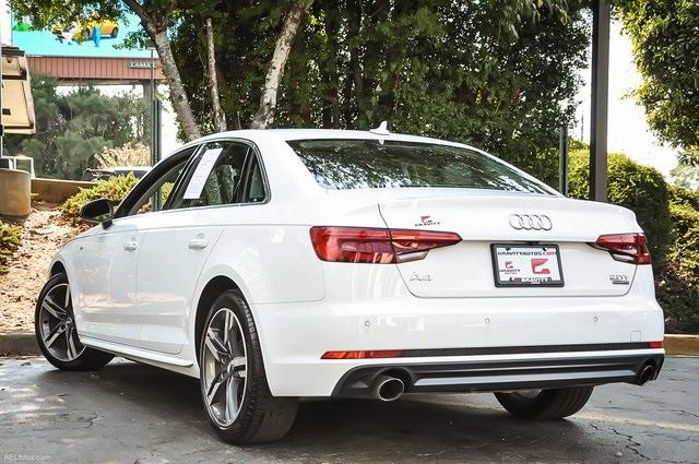 Used 2017 Audi A4 2.0T Premium Plus for sale Sold at Gravity Autos Atlanta in Chamblee GA 30341 3