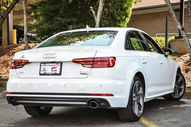 Used 2017 Audi A4 2.0T Premium Plus for sale Sold at Gravity Autos Atlanta in Chamblee GA 30341 4