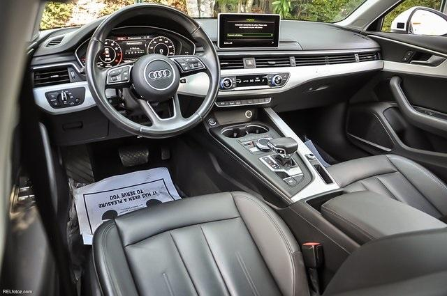 Used 2017 Audi A4 2.0T Premium Plus for sale Sold at Gravity Autos Atlanta in Chamblee GA 30341 7