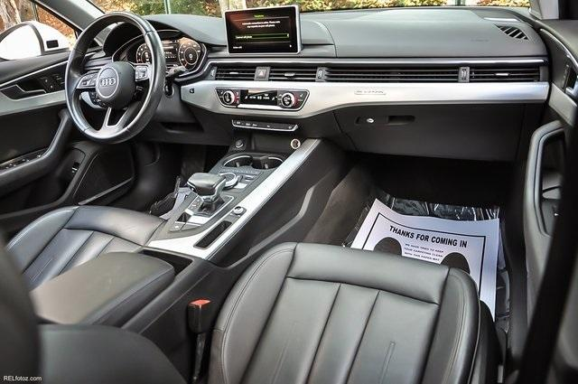 Used 2017 Audi A4 2.0T Premium Plus for sale Sold at Gravity Autos Atlanta in Chamblee GA 30341 8