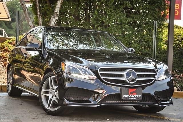 Used 2016 Mercedes-Benz E-Class E 350 for sale Sold at Gravity Autos Atlanta in Chamblee GA 30341 2