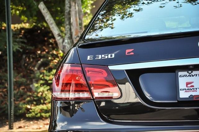 Used 2016 Mercedes-Benz E-Class E 350 for sale Sold at Gravity Autos Atlanta in Chamblee GA 30341 6