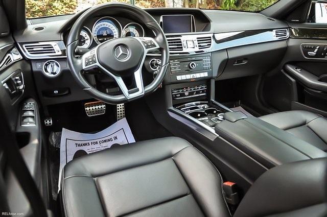 Used 2016 Mercedes-Benz E-Class E 350 for sale Sold at Gravity Autos Atlanta in Chamblee GA 30341 7