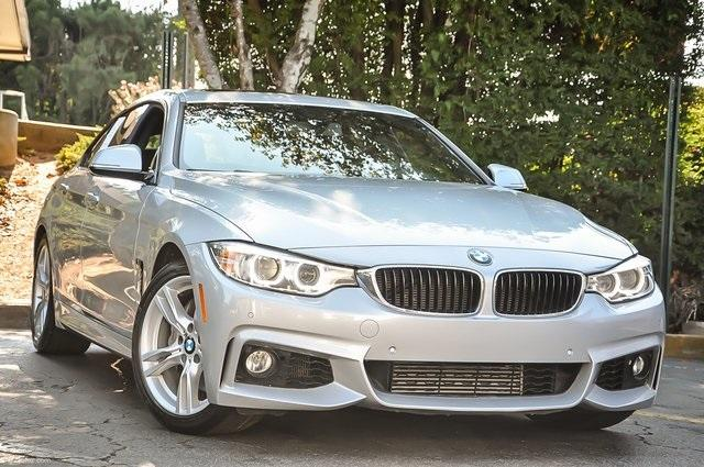 Used 2016 BMW 4 Series 428i Gran Coupe for sale Sold at Gravity Autos Atlanta in Chamblee GA 30341 2