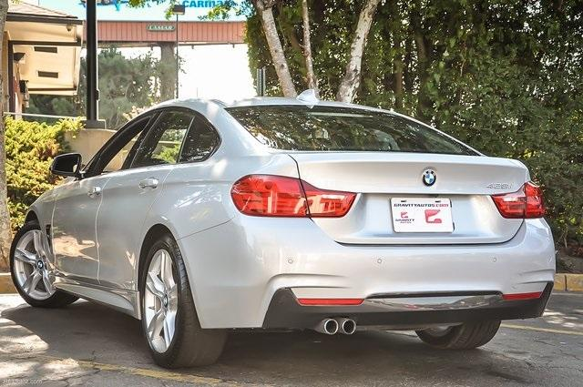 Used 2016 BMW 4 Series 428i Gran Coupe for sale Sold at Gravity Autos Atlanta in Chamblee GA 30341 3