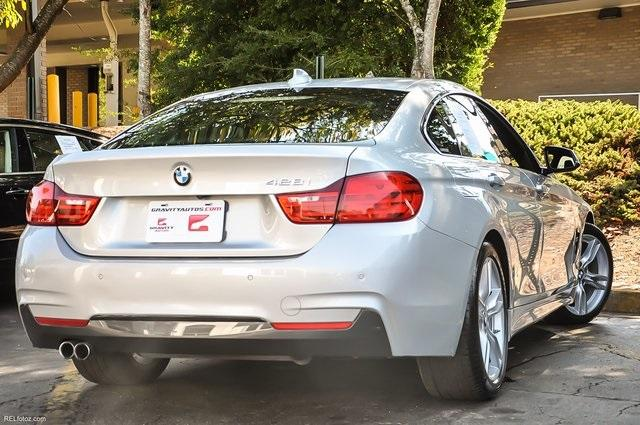 Used 2016 BMW 4 Series 428i Gran Coupe for sale Sold at Gravity Autos Atlanta in Chamblee GA 30341 4