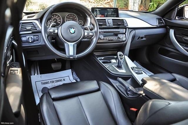 Used 2016 BMW 4 Series 428i Gran Coupe for sale Sold at Gravity Autos Atlanta in Chamblee GA 30341 7