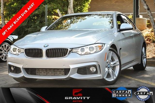 Used 2016 BMW 4 Series 428i Gran Coupe for sale Sold at Gravity Autos Atlanta in Chamblee GA 30341 1
