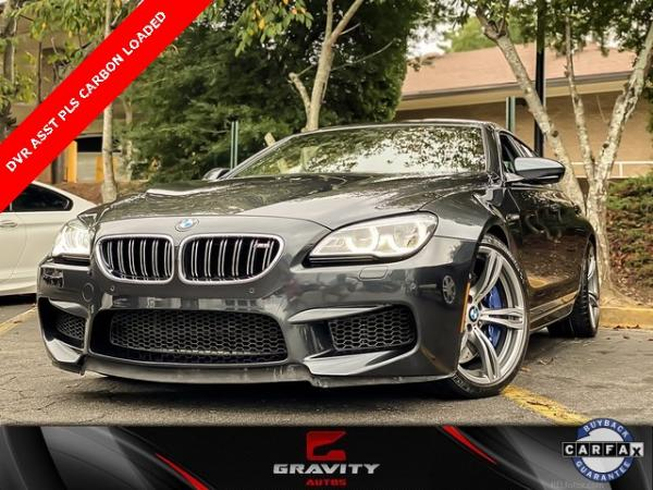 Used 2016 BMW M6 for sale $45,500 at Gravity Autos in Roswell GA
