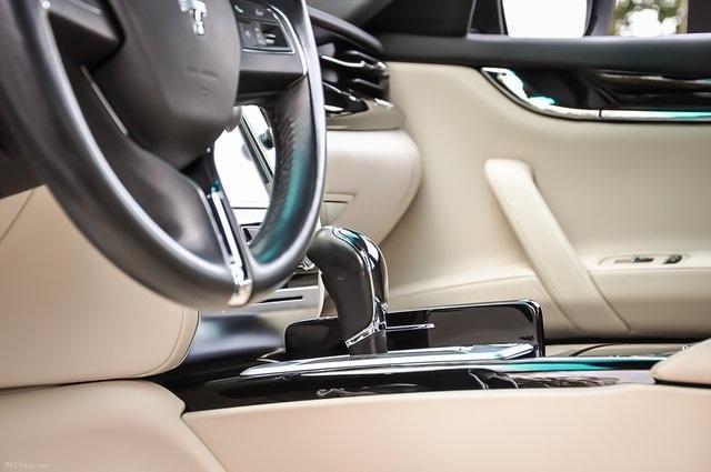 Used 2015 Maserati Quattroporte S Q4 for sale Sold at Gravity Autos Atlanta in Chamblee GA 30341 10