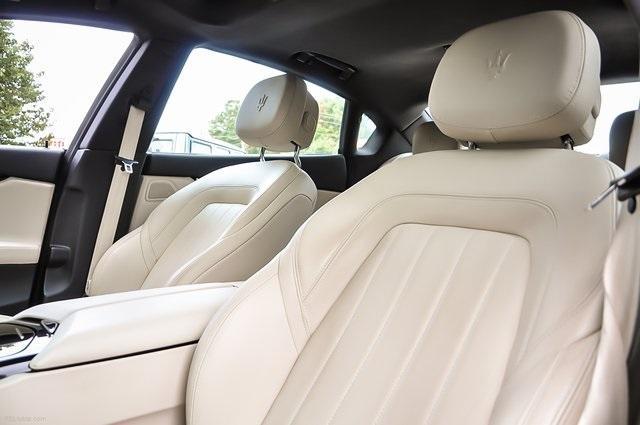 Used 2015 Maserati Quattroporte S Q4 for sale Sold at Gravity Autos Atlanta in Chamblee GA 30341 11