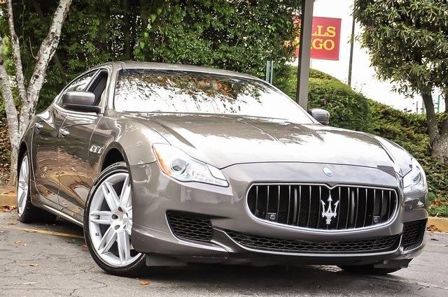 Used 2015 Maserati Quattroporte S Q4 for sale Sold at Gravity Autos Atlanta in Chamblee GA 30341 2