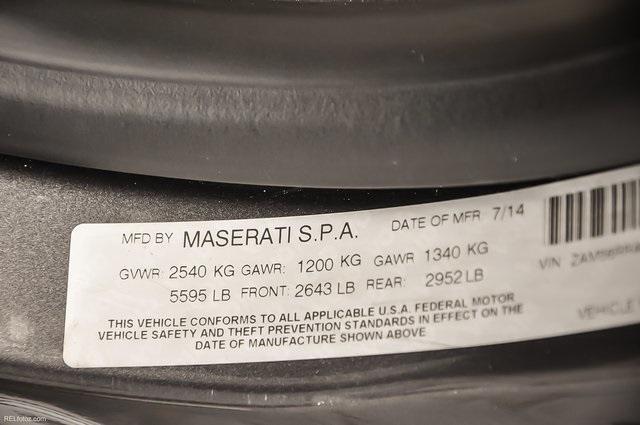 Used 2015 Maserati Quattroporte S Q4 for sale Sold at Gravity Autos Atlanta in Chamblee GA 30341 30