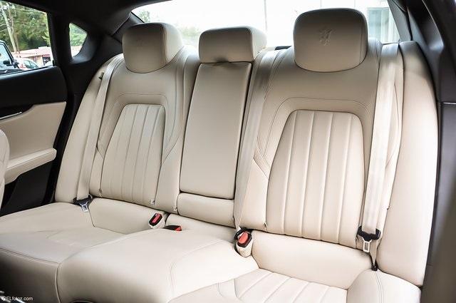 Used 2015 Maserati Quattroporte S Q4 for sale Sold at Gravity Autos Atlanta in Chamblee GA 30341 32