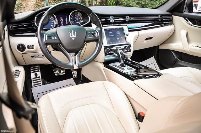 Used 2015 Maserati Quattroporte S Q4 for sale Sold at Gravity Autos Atlanta in Chamblee GA 30341 7