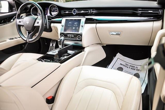 Used 2015 Maserati Quattroporte S Q4 for sale Sold at Gravity Autos Atlanta in Chamblee GA 30341 8