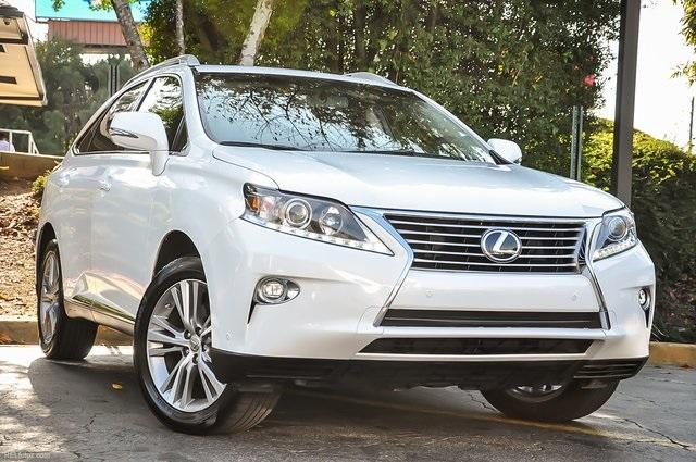 Used 2015 Lexus RX 350 for sale Sold at Gravity Autos Atlanta in Chamblee GA 30341 2