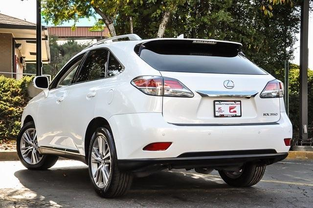 Used 2015 Lexus RX 350 for sale Sold at Gravity Autos Atlanta in Chamblee GA 30341 3