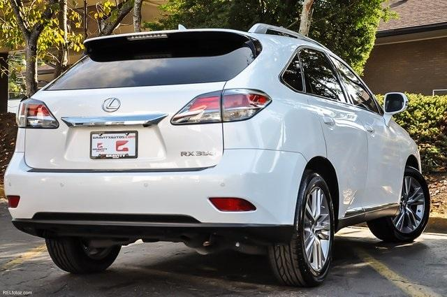 Used 2015 Lexus RX 350 for sale Sold at Gravity Autos Atlanta in Chamblee GA 30341 4
