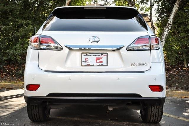 Used 2015 Lexus RX 350 for sale Sold at Gravity Autos Atlanta in Chamblee GA 30341 5