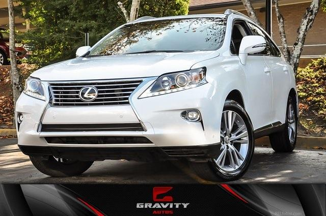 Used 2015 Lexus RX 350 for sale Sold at Gravity Autos Atlanta in Chamblee GA 30341 1