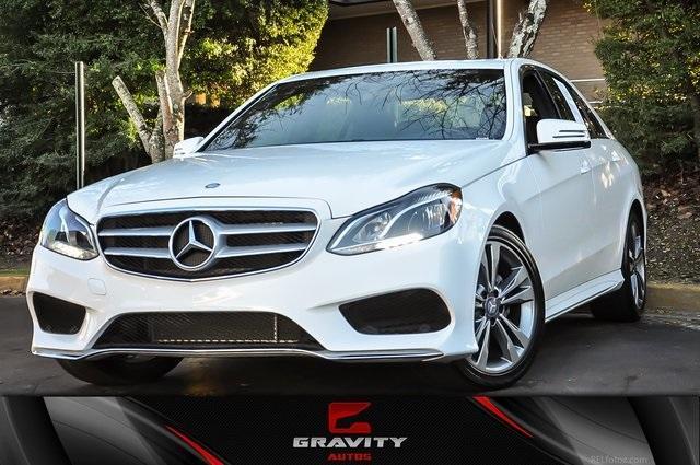 Used 2016 Mercedes-Benz E-Class E 350 for sale Sold at Gravity Autos Atlanta in Chamblee GA 30341 1