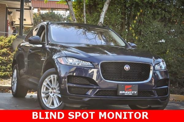 Used 2017 Jaguar F-PACE 35t Prestige for sale $28,750 at Gravity Autos in Roswell GA 30076 2