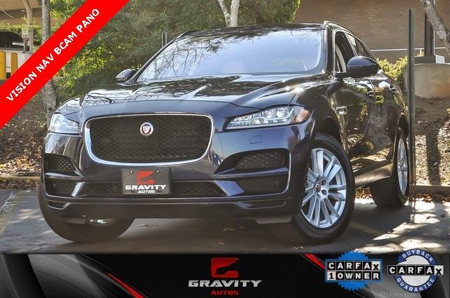 Used 2017 Jaguar F-PACE 35t Prestige for sale $28,750 at Gravity Autos in Roswell GA 30076 1
