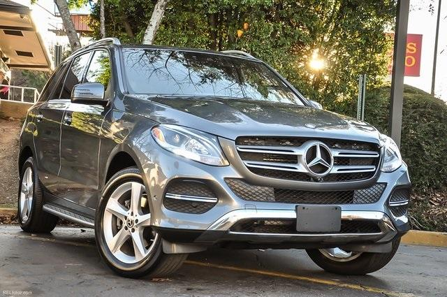 Used 2017 Mercedes-Benz GLE GLE 350 for sale Sold at Gravity Autos Atlanta in Chamblee GA 30341 2