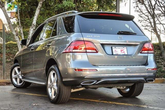 Used 2017 Mercedes-Benz GLE GLE 350 for sale Sold at Gravity Autos Atlanta in Chamblee GA 30341 3