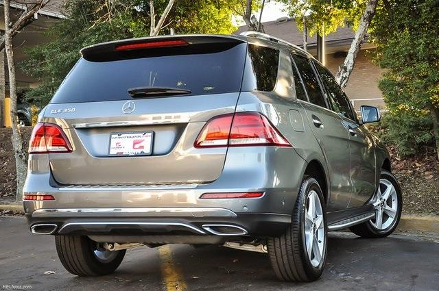 Used 2017 Mercedes-Benz GLE GLE 350 for sale Sold at Gravity Autos Atlanta in Chamblee GA 30341 4