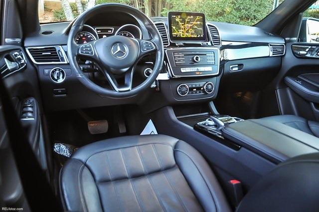 Used 2017 Mercedes-Benz GLE GLE 350 for sale Sold at Gravity Autos Atlanta in Chamblee GA 30341 7