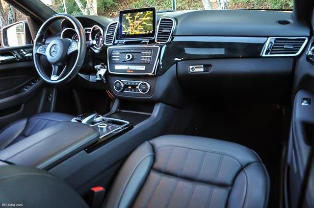 Used 2017 Mercedes-Benz GLE GLE 350 for sale Sold at Gravity Autos Atlanta in Chamblee GA 30341 8