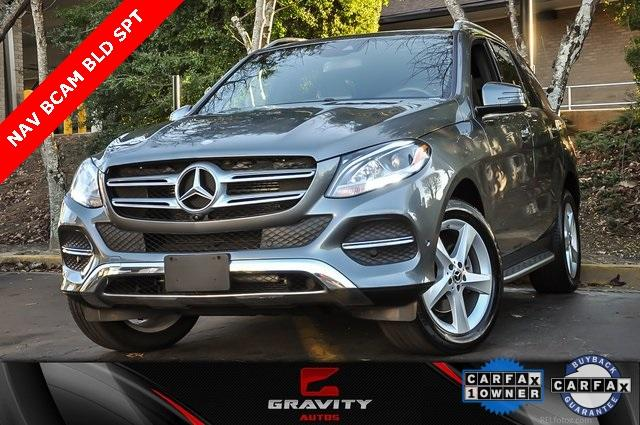 Used 2017 Mercedes-Benz GLE GLE 350 for sale Sold at Gravity Autos Atlanta in Chamblee GA 30341 1