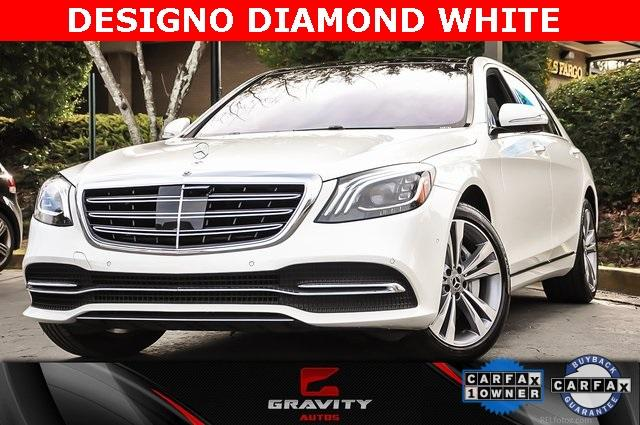 Used 2019 Mercedes-Benz S-Class S 560 for sale Sold at Gravity Autos in Roswell GA 30076 1