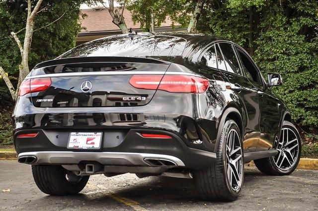 Used 2017 Mercedes Benz Gle Gle 43 Amga Coupe For Sale 50 600 Gravity Autos Stock 070900