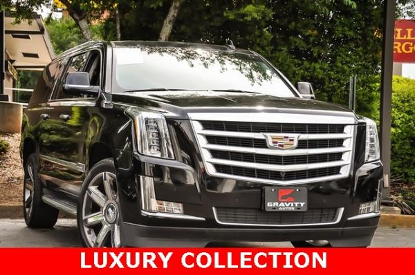 Used 2016 Cadillac Escalade ESV Luxury for sale $38,400 at Gravity Autos in Roswell GA 30076 2