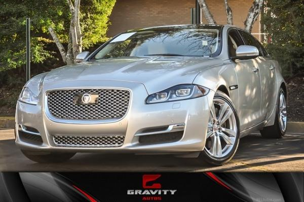 Used 2016 Jaguar XJ XJL Portfolio for sale $31,442 at Gravity Autos in Roswell GA
