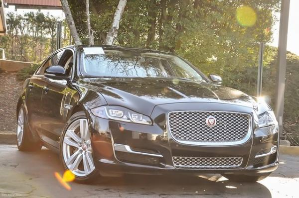 Used 2016 Jaguar XJ XJL Portfolio for sale $34,700 at Gravity Autos in Roswell GA 30076 2