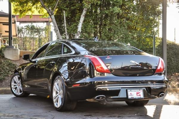Used 2016 Jaguar XJ XJL Portfolio for sale $34,700 at Gravity Autos in Roswell GA 30076 3